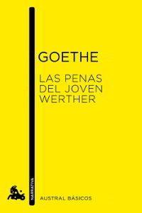 LAS PENAS DEL JOVEN WERTHER de Goethe – Descargar PDF gratis