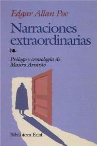 NARRACIONES EXTRAORDINARIAS de E. Allan Poe – Descargar PDF gratis