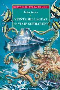 VEINTE MIL LEGUAS DE VIAJE SUBMARINO de Julio Verne – PDF gratis