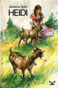 Libros gratis Heidi para descargar en pdf